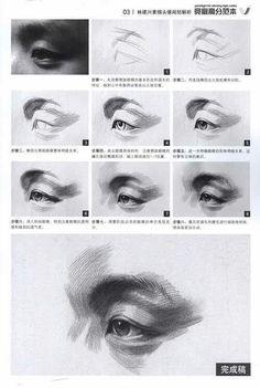 Amazing Learn To Draw Eyes Ideas. Astounding Learn To Draw Eyes Ideas. Anatomy Sketches, Anatomy Drawing, Anatomy Art, Drawing Sketches, Art Drawings, Sketching, Drawing Skills, Life Drawing, Drawing Techniques