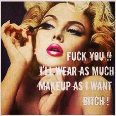 Marilyn Monroe Makeup Lips Eyeliner Blonde Hair