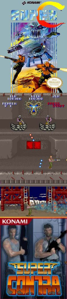 #RetroGamer The Super #Contra remake does not feel like old or new school gaming http://www.levelgamingground.com/super-contra-review.html
