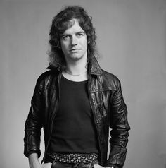 Jim #Slade #80's Slade Band, Noddy Holder, Pop Group, Leather Jacket, Rock, Stars, Fashion, Studded Leather Jacket, Leather Jackets