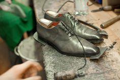 Unsere Werkstatt I #Maßschuhe #BadenBaden Vickermann und Stoya Maßschuhe - Schuhmacher, Schuhreparaturen, Schuhmanufaktur