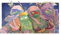(C) k-Marcy TMNT                                                                                                                                                     More