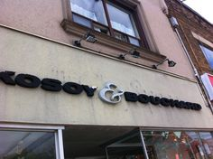 Kosoy + Bouchard 651 St.Clair Ave. West  Ceramic/glass Design Studio Click on image to explore their website