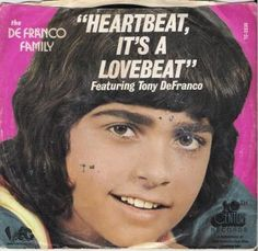 Tony DeFranco album. Music. Remembering the 70's.