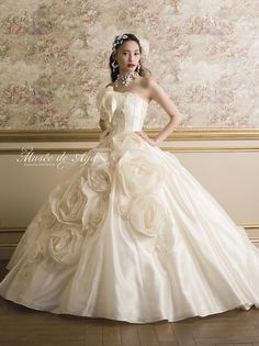 Different Wedding Dresses (Page Why marriage ceremony clothes are so costly? There are two sides to this argument. Some say that as a result of bridal clothes use beautiful materials. Different Wedding Dresses Beautiful Wedding Gowns, Dream Wedding Dresses, Flower Dresses, Nice Dresses, Different Wedding Dresses, Disney Princess Dresses, Oscar Dresses, Beautiful Costumes, White Gowns
