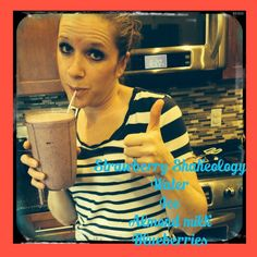 Strawberry shakeology recipe