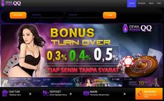 Dewapokerqq.com Bandarq Online dan Poker Online Terpercaya di Indonesia http://www.terpercaya.net/2016/07/dewapokerqq-com-bandarq-online-dan-poker-online-terpercaya-di-indonesia/