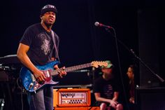 Dream: An Interview with Ayron Jones of Ayron Jones & The Way