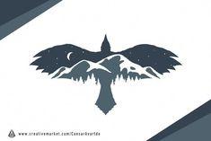 Logo Design, Branding Design, Brand Identity Design, Logo Branding, 1 Logo, Corporate Branding, Mountain Logos, Mountain Tattoo, Creative Sketches