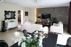 Jasny salon: 10 pięknych wnętrz z polskich domów  - zdjęcie numer 4