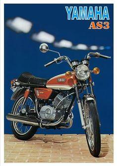 YAMAHA--AS3-125-1971-and-1972- https://plus.google.com/+JohnPruittMotorCompanyMurrayville/posts