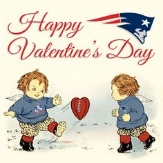 #patriots #valentinesday