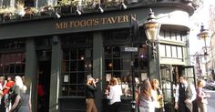 My Pub Odyssey - A Pub Blog: Mr Foggs Tavern