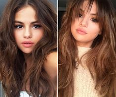 Selena Gomez's Hair Makeover — Shows Off Brand New Bangs On Tour