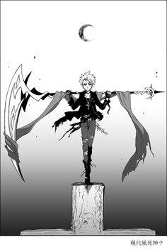 Bleach - Hitsugaya Toushirou. I fangirled a little :3