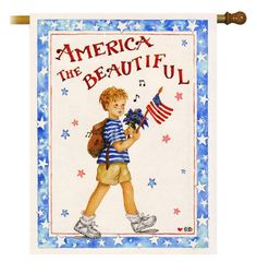 America the Beautiful by Susan Branch