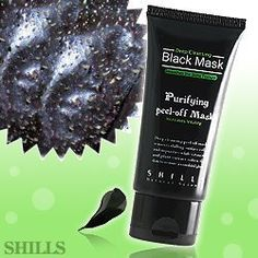 Shills Deep Cleansing Black Heads Removal Peel-off Masque by Pro-Natural. $13.99. Softens cuticles. Sucks out the blackheads. Effectively removes dirt grease. Eastern TV shopping and web's best selling product. Removes black heads, dead skin and tiny pore hairs instantly! Feel white and radiance skin again. Tear off type black charcoal mask that's easy to use and applies on uniformly. Thoroughly clears blackheads and surface dirt. Tear off formulation prevents pores from c...