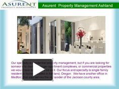 Our specialty is residential property management, but if you are looking for someone to manage  larger apartment complexes, or commercial properties we would love to help you as well.