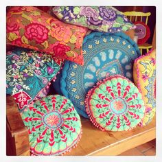 My cushion obsession
