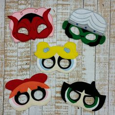 Hey, I found this really awesome Etsy listing at https://www.etsy.com/listing/465176096/power-puff-girls-blossom-buttercup