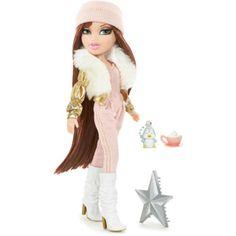 Bratz Pink Winter Meygan Doll
