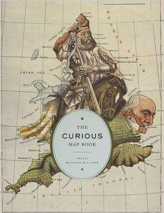 The Curious Map Book: Ashley Baynton-Williams: 9780226237152: Amazon.com: Books