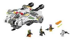 LEGO.com Star Wars Products - Rebels - 75053 The Ghost