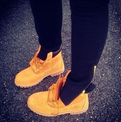 I want these TIMBERLANDS soooo bad!!! ♥️ them