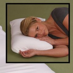 Deluxe Comfort Microbead Cloud Contour Pillow