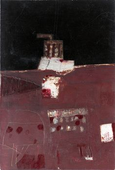 'Shaman Secret' by Roger Cecil May Arts, Royal College Of Art, Abstract Painters, Painting Inspiration, Landscape Paintings, Illustrators, Folk Art, Diana, Mid Century