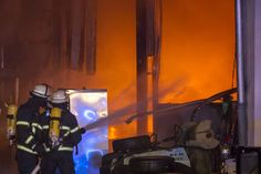 2014-10-05 Großbrand in der Billstraße