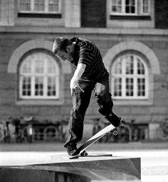 Kristian Bomholt (1979 - 2009) Backnose_bluntslide