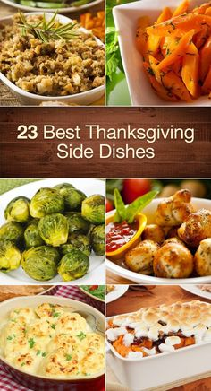 23 Best Thanksgiving Side Dishes