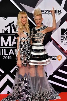 All The Outfits From The MTV EMAs Red Carpet   Fashion, Trends, Beauty Tips & Celebrity Style Magazine   ELLE UK