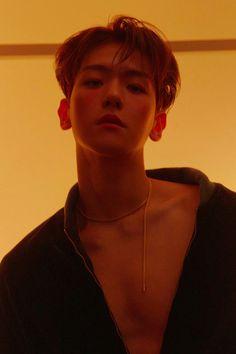 20511 Baekhyun second mini-album Delight teaser picture Kpop Exo, Exo K, Baekhyun Chanyeol, Park Chanyeol, Chanbaek, Exo Ot12, K Pop, Cute Gifs, Luhan And Kris