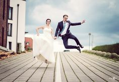 funny times with my bridal couple - Brautpaar shooting