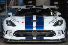 Dodge never got a Nurburgring lap time for the fifth-generation Viper ACR. This is the story of how a crowdfunded crew went about righting that wrong. Viper Acr, Dodge Viper, My Dream Car, Dream Cars, American Muscle Cars, Mopar, Race Cars, Super Cars, Racing