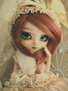 [Pullip Custom - On sale SOON] KDOLLCUSTOM - Christina PROJECT - by Kikyô ★⋆*· (busy), via Flickr