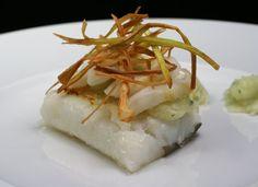 Bacalao con puré de patata para #Mycook http://www.mycook.es/cocina/receta/bacalao-con-pure-de-patata
