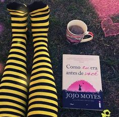 Como eu era antes de você - Jojo Moyes Sam Claflin, Story Of My Life, Love Story, I Love Books, My Books, My True Love, My Love, Emilia Clarke, Coffee And Books