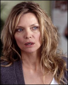"""Michelle Pfeiffer in """"I Could Never Be Your Woman""""."""