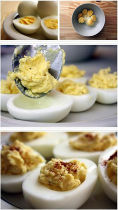 Deviled Eggs | Homemade Food Recipes
