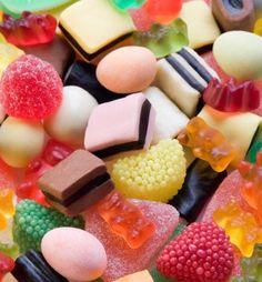 Les bonbons rendent aimable !