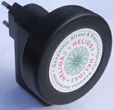 helios3 - odpromiennik żył wodnych i stresu geopatycznego, podłączany do gniazka elektrycznego #odpromienniki