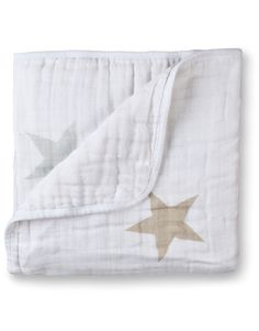 Classic dream blanket super star scout taupe/grey