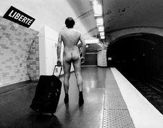 metro paris litteral 13 Mises en scènes du nom des stations du métro de Paris  photographie bonus