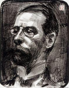 Axel Berndtsonin muotokuva, 1904