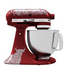 Custom Stand Mixer KitchenAid. (Brasil)