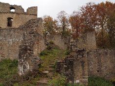 Ruine Kürnberg | Stamsried