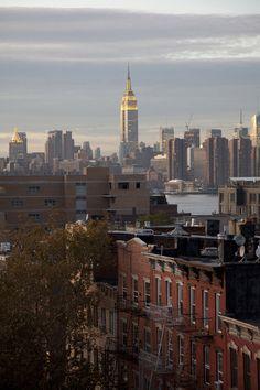 - Las escaleras de incendios de Nueva York
